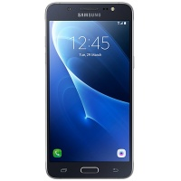 Galaxy J5 J510 DUOS Black